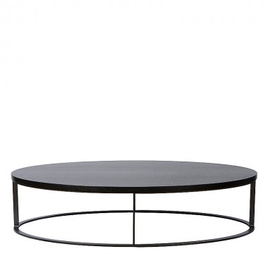 Charrell - COFFEE TABLE ZONA - 150 X 90 H 35 CM