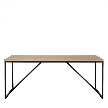 Charrell - DINING TABLE FERRUM HIGH 220/100 - 220 X 100 - H 90 CM