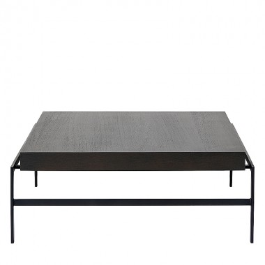 Charrell - COFFEE TABLE BRIDGE 90/90 - 90 X 90 H 35 CM