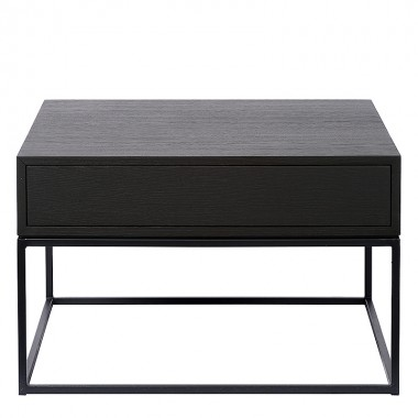 Charrell - SIDE TABLE FLINN 70/70 - 1DR - 70 X 70 H 45 CM