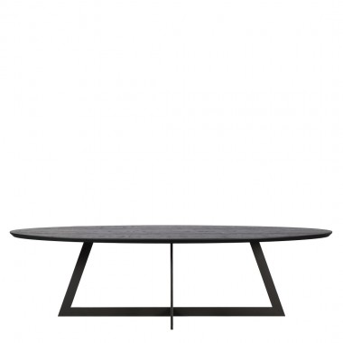 Charrell - DINING TABLE MONA 280/123 - 280 X 123 - H 76 CM