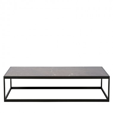 Charrell - COFFEE TABLE HYATT 160/80 - MARBLE - 160 X 80 - H 40 CM