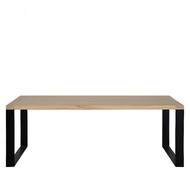 Charrell - DINING TABLE PALMER 220/100 - 220 X 100 - H 76 CM