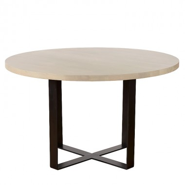 Charrell - DINING TABLE NESTOR 130 - DIA 130 - H 76 CM