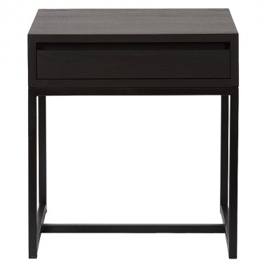 Charrell - NIGHT TABLE FERRUM - 50 X 40 - H 55 CM