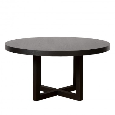 Charrell - DINING TABLE BACIO 150 - DIA 150 - H 76 CM