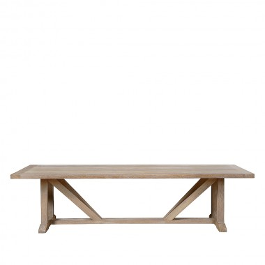 Charrell - DINING TABLE BEXHILL 300/110 - 300 X 110 - H 76 CM