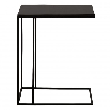 Charrell - SIDE TABLE FERRUM HOLDER - W 35 - D 50 - H 55 CM