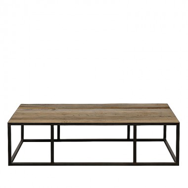 Charrell - COFFEE TABLE RANCH - 150 X 80 - H 40 CM