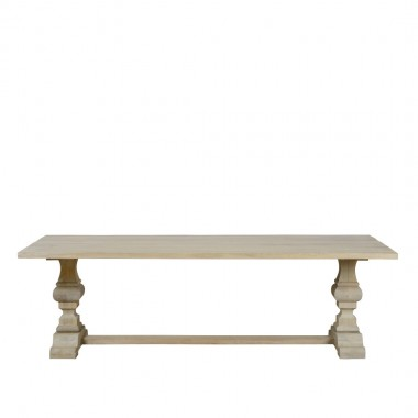 Charrell - DINING TABLE BOLTON 250/100 - 250 X 100 - H 76 CM