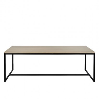 Charrell - DINING TABLE FERRUM 220/100 - 220 X 100 - H 76 CM
