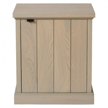 Charrell - NIGHT TABLE LANCASTER DOOR LEFT - 50 X 40 - H 58 CM
