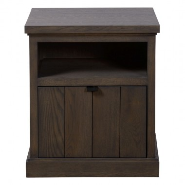 Charrell - NIGHT TABLE LANCASTER 1 DRAWER - 50 X 40 - H 58 CM