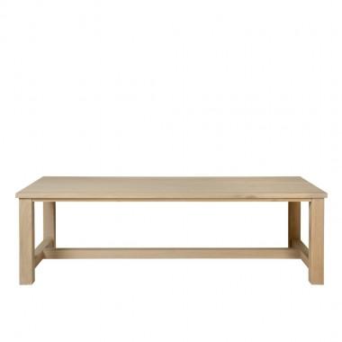 Charrell - DINING TABLE BERLIN 250/100 - 250 X 100 - H 76 CM