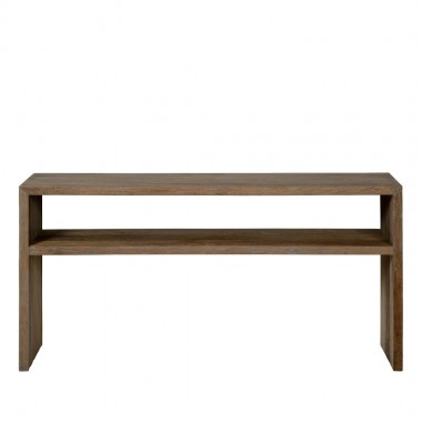 Charrell - CONSOLE BISON - 160 X 40 - H 80 CM