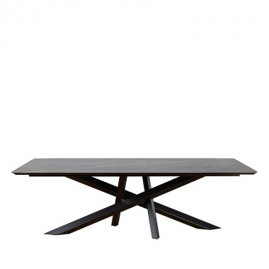 Charrell - DINING TABLE REAL - 240 X 110 H 77 CM